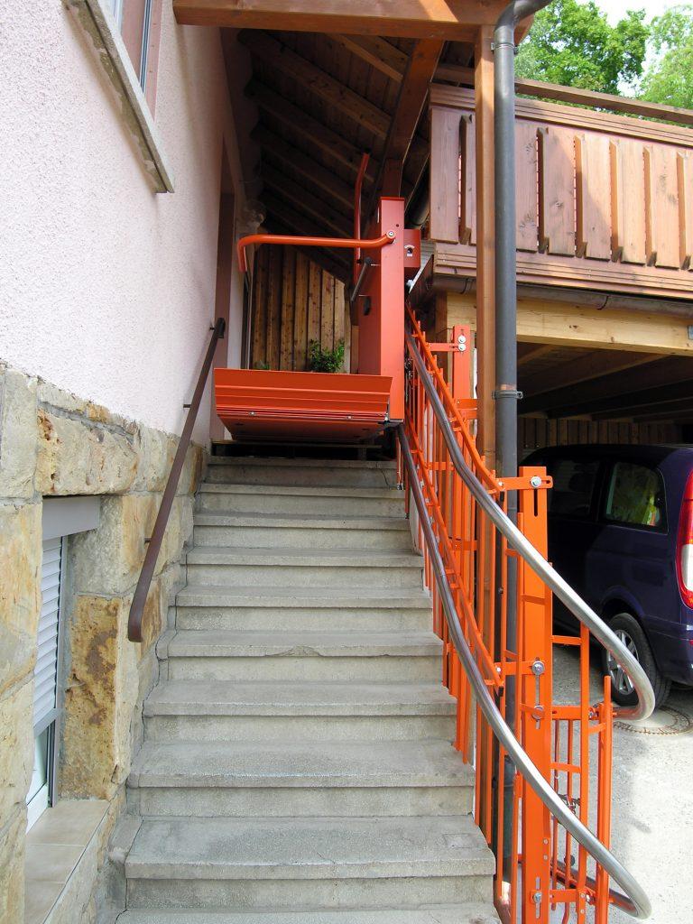 מעלון - רמפה מעליות | מעלון אנכי