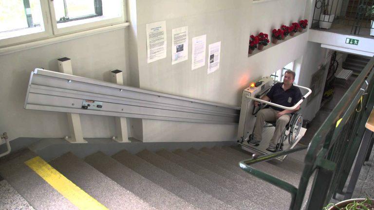 מעלון אנכי ,מעלון משטח, מעלונים למדרגות לכל סוגי המדרגות